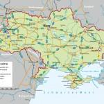 Ukraine und ihre Städte