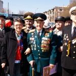 Stolze Veteranen
