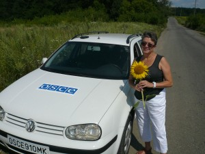 Unterwegs in der Ukraine
